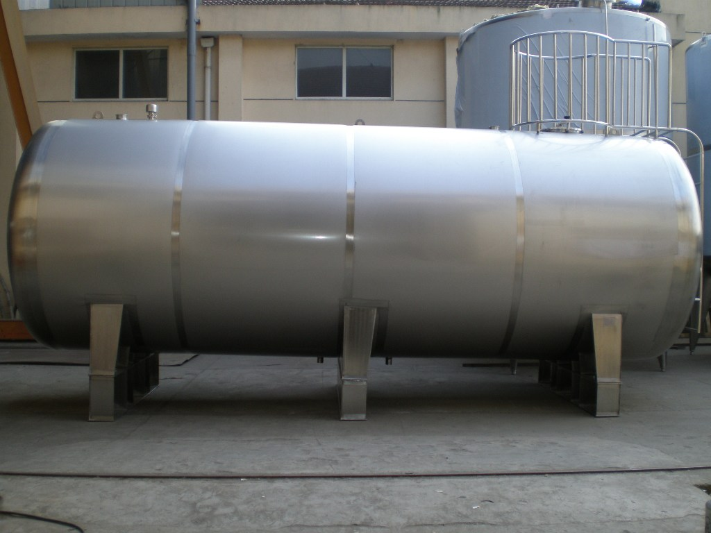 Storage Tanks & Faubion Tank | Manufacturer of steel storage tanks ASME pressure ...